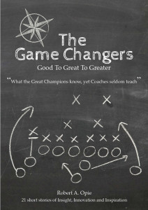 The Game Changers - The Game Plan Products