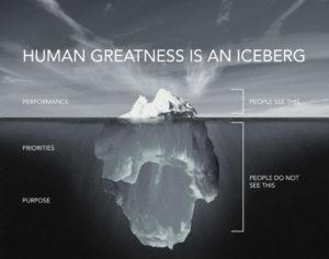HUMAN GREATNESS IS AN ICEBERG-01