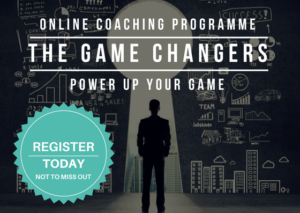 The Game Plan ONLINE COACHING PROGRAMME